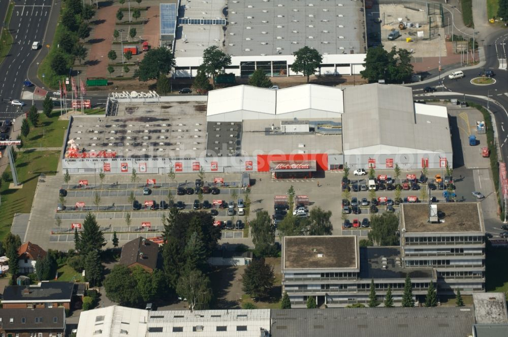 Aerial Photograph Koln Industrial Estate And Company Settlement In