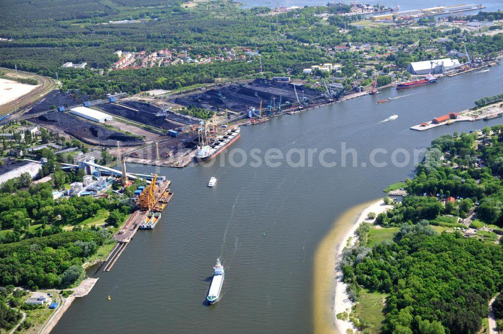 Swinemünde Hafen