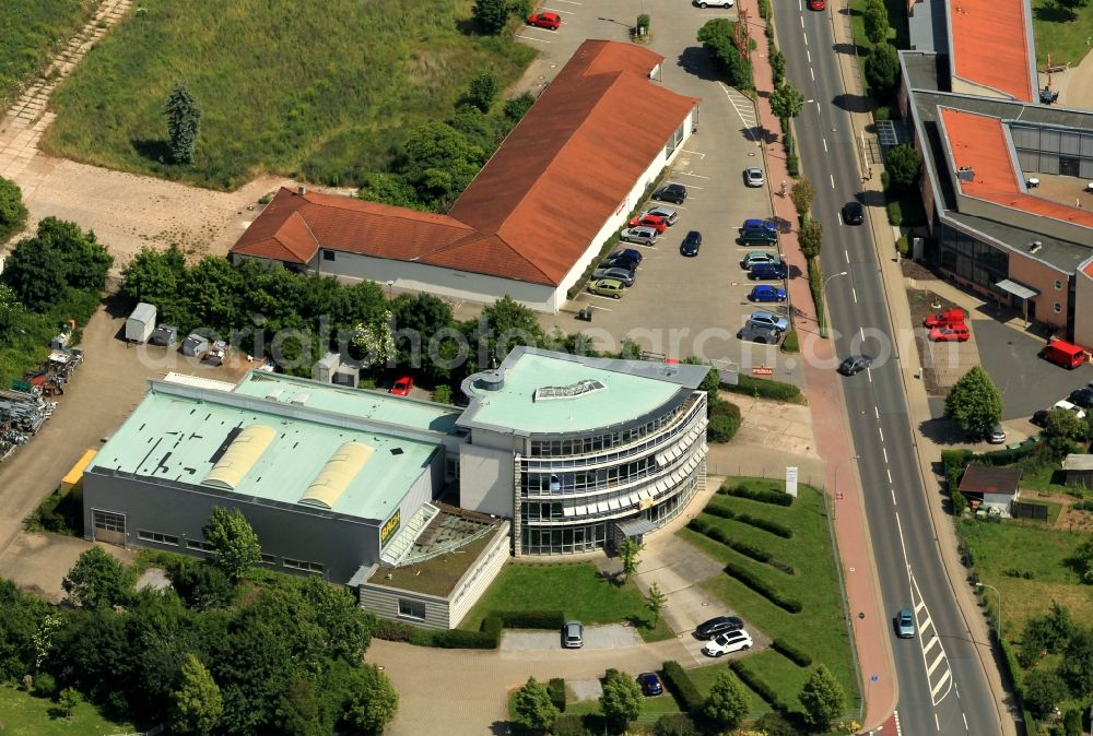 Sondershausen From The Bird S Eye View The Wholesale Company For