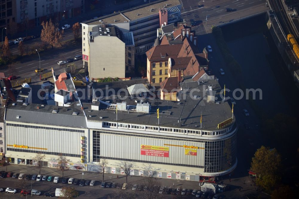 Berlin Ot Kreuzberg From The Bird S Eye View Of Poco Domane