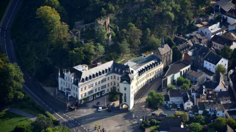 Palace Sayn in Bendorf in the state Rhineland-Palatinate, Germany