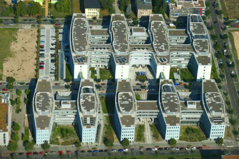Office and administration buildings of the insurance company ' Allianz Campus Berlin ' in the district Adlershof in Berlin, Germany