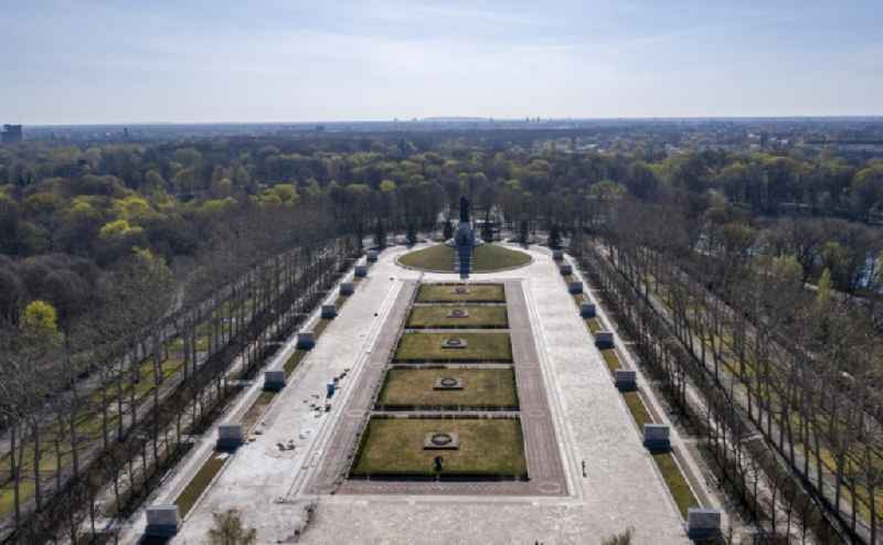 The Soviet War Memorial in Treptow Park is a memorial in Berlin