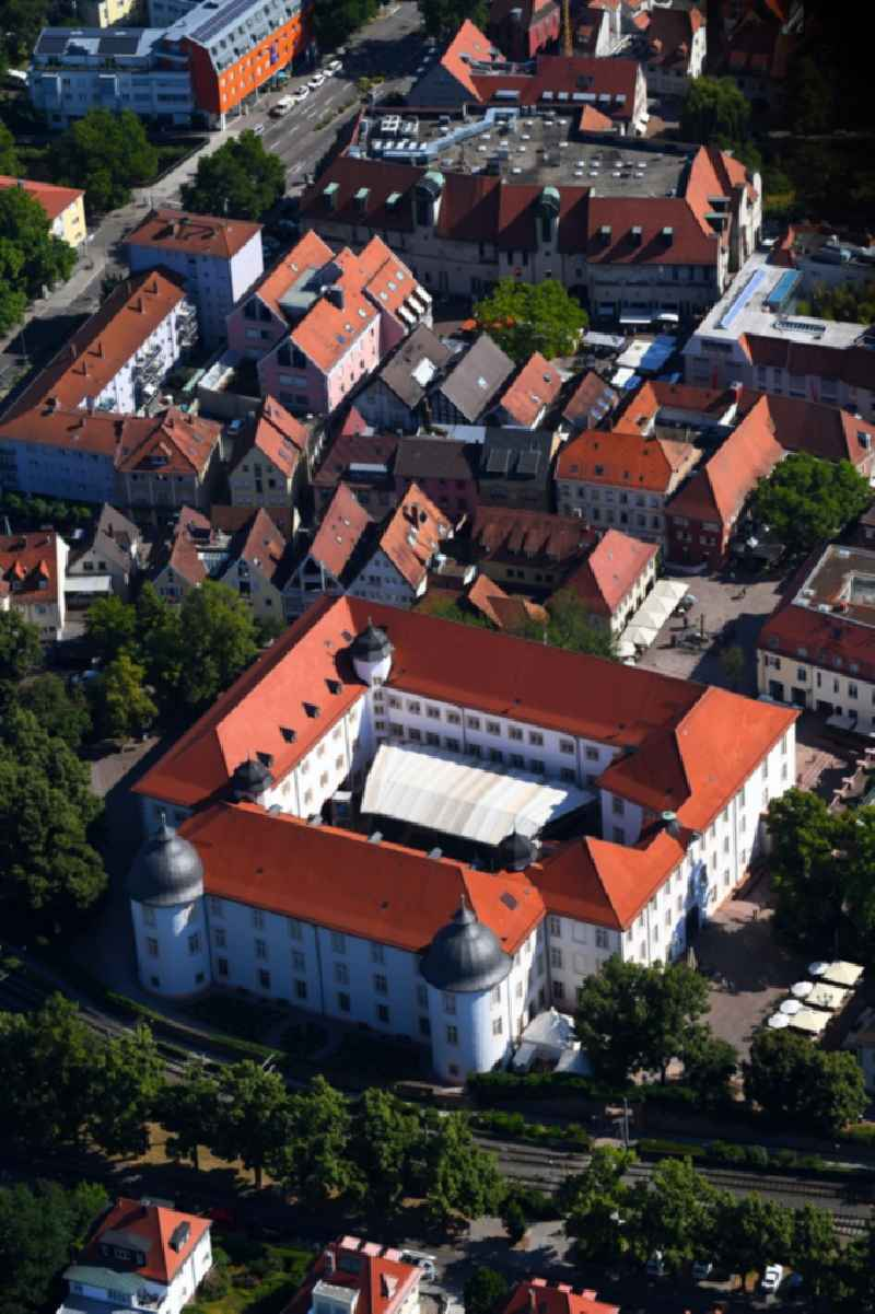 Palace in Ettlingen in the state Baden-Wurttemberg, Germany