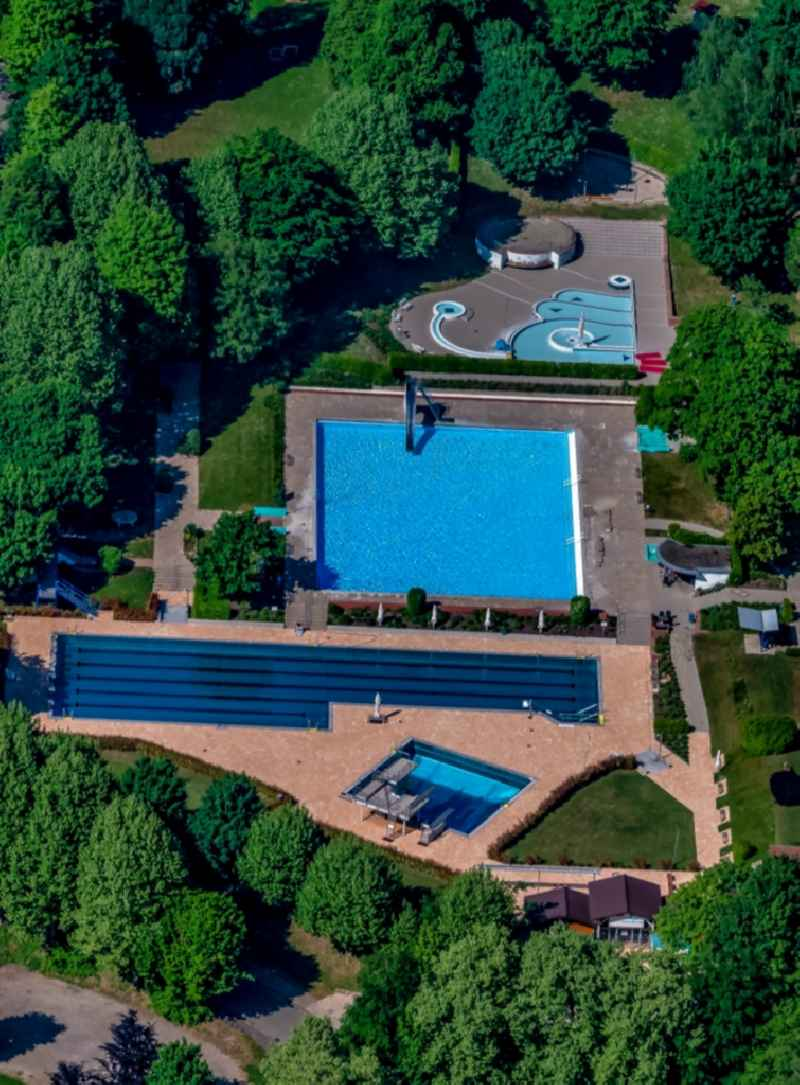Swimming pool Herbolzheim in Herbolzheim in the state Baden-Wurttemberg, Germany