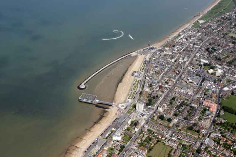 Herne Bay is a small town in the county of Kent in England, United Kingdom.