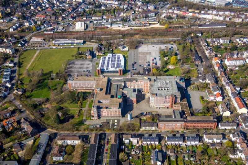 Company headquarters and premises of Tengelmann Group in Muelheim on the Ruhr in the state of North Rhine-Westphalia