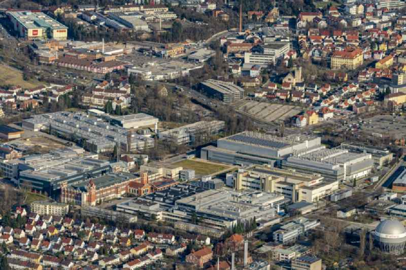 Company grounds and facilities of Robert Bosch GmbH in Reutlingen in the state Baden-Wurttemberg, Germany.